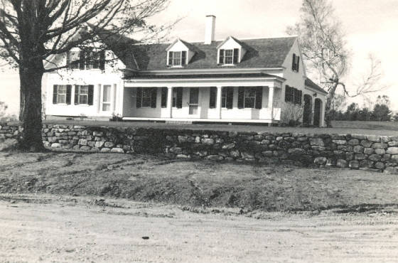 Captain's Farm, 1940.