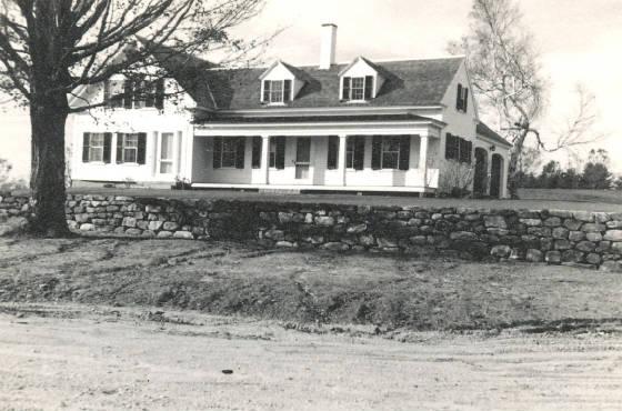 Captain's Farm, 1940.