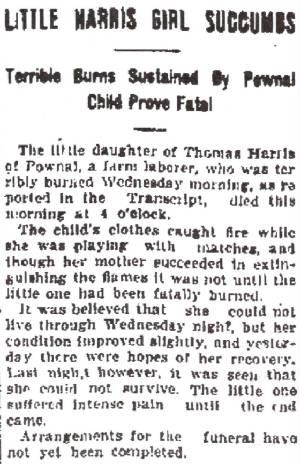 North Adams Transcript, July 6, 1906.