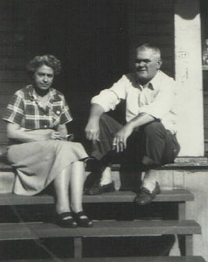 Fred and Edith Willingham.