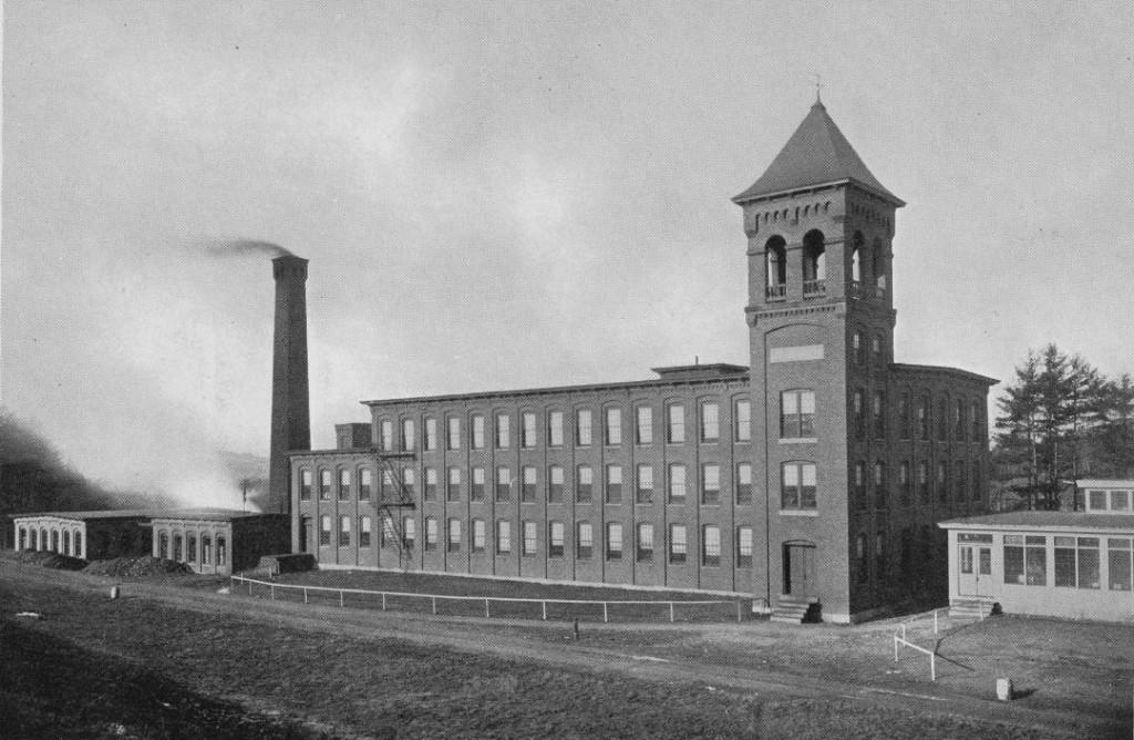 Glenallan Mill, early 1900s.