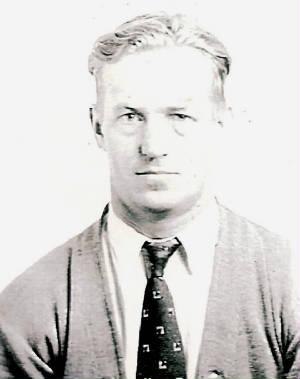 Grayson Forsyth, circa 1945.