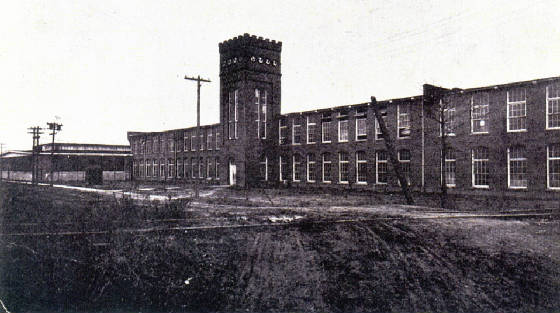 Halifax Mill, date unknown. Courtesy of Halifax County Historical Society.