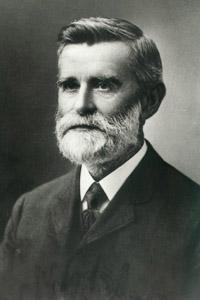 Henry Harding Tift, owner of Tifton Cotton Mills. Courtesy of Coastal Plain Experiment Station.