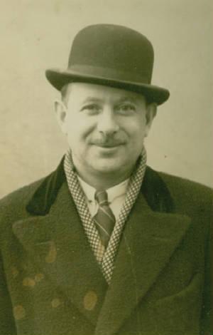Jacob Black, 1934.