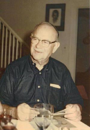 Jacob Black: 1897 - 1970.