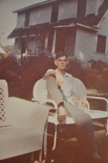 John Padgett, 1969, the year he passed away.