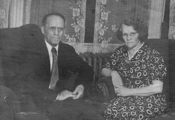 Joseph and Roseanna Tanguay. This and all photos, except where noted, provided by Tanguay family.