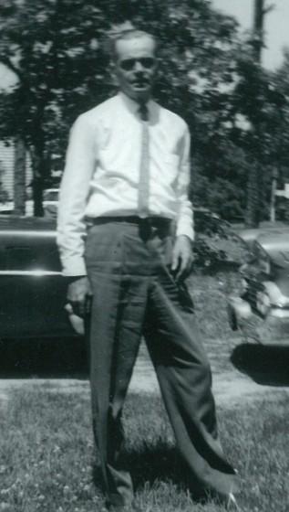 Joseph Magano, 1961.