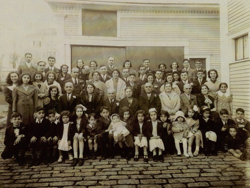 Joseph Family, about 1938. Photo provided by family.