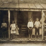 The Purdie Family, Matoaca, Virginia
