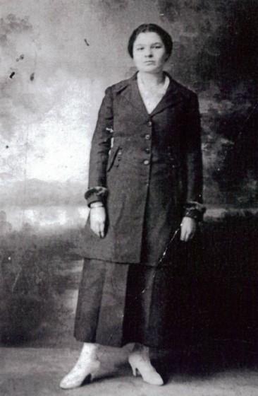 Lizzie McKenzie.