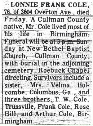 Newspaper clipping dated March 8, 1975