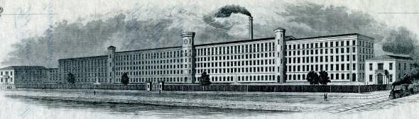 Pacific Mills, date unknown.