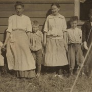 Padgett Family, Weldon, North Carolina