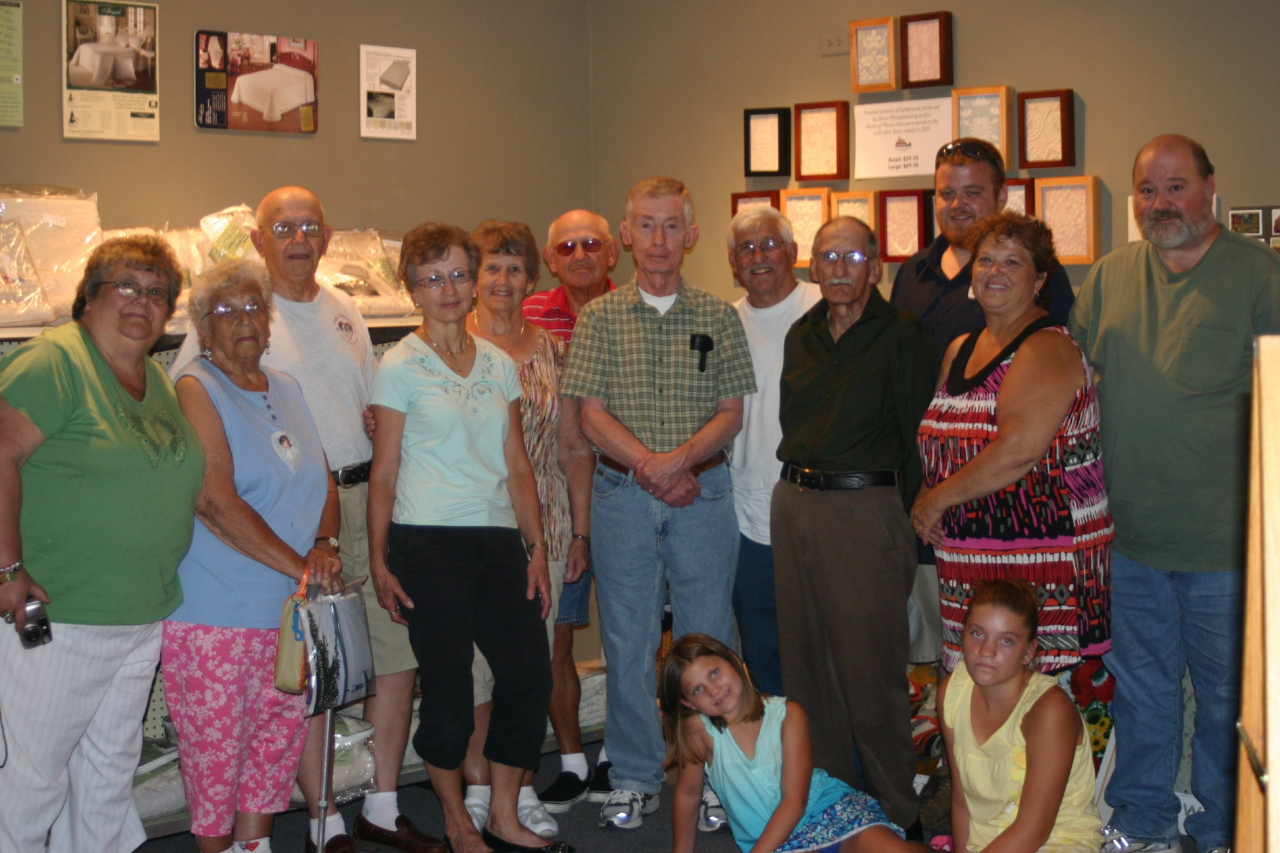 Photo taken August 19, 2011, at Museum L-A, in Lewiston, Maine.