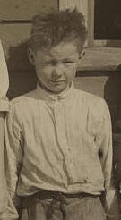 Richard Padgett, 1914. Photo by Lewis Hine.