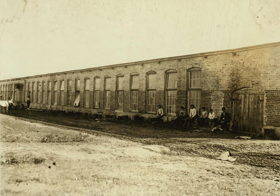 Sanders Cotton Mfg. Co., Bessemer City, N.C.