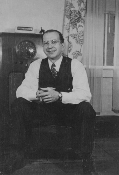 Sylva Marcil, mid-1950s.