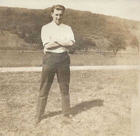 Anthony Martina, 1930. Except where noted, all photos provided by Bill Reynolds.