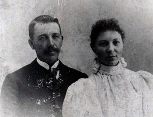 Charles and Addie Miksch, parents of Forrest Miksch.