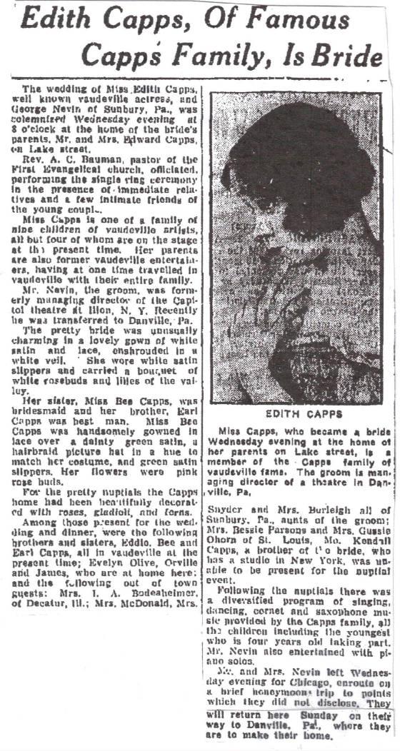 August 15, 1929 (NewspaperArchive.com).