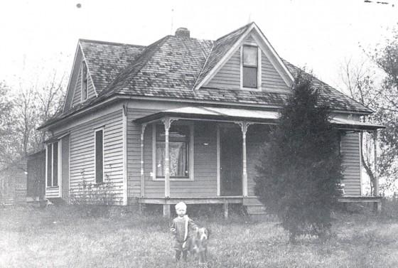 Forrest Miksch, 1909.