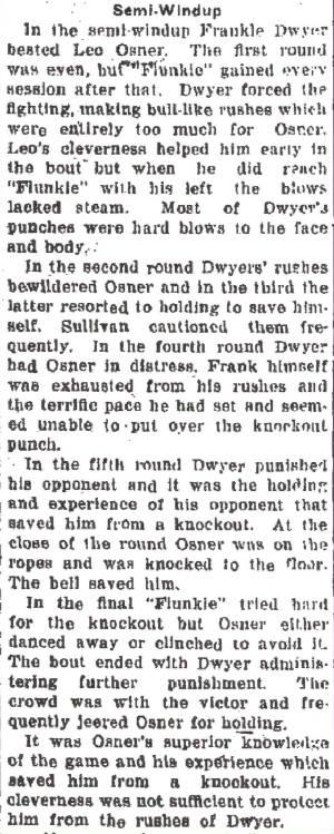 Alton Telegraph, January 30, 1920.
