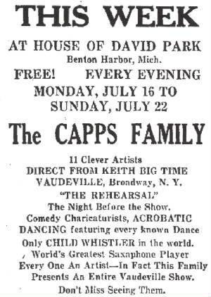 July 20, 1923 (NewspaperArchive.com).