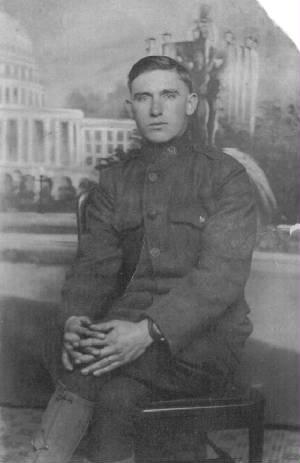 Joseph Dwyer, 1918.
