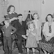 Lansing family, Ross County, Ohio