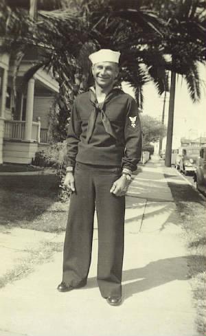 Louis Shuman, 1943.
