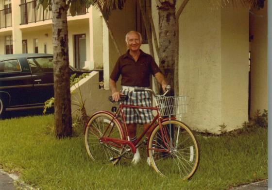 Morris Levine, 1970s.
