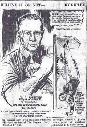 Ripleys Believe It Or Not June 18,1939.