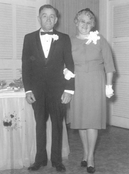 James and Rose Berdych DeChriste, 1966.