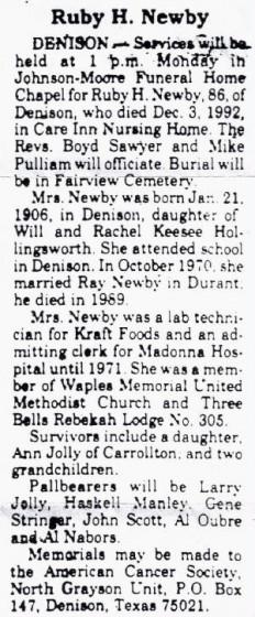 Published December 6, 1992.