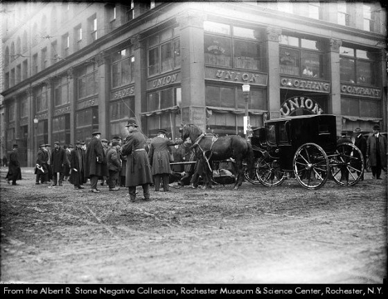 Union Clothing Co, 1914. Courtesy of Rochester Museum & Science Center.