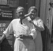 William & Nellie Oppel, Winton, Minnesota