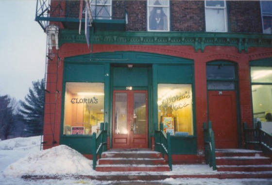 Gloria's Place, Hinsdale, Mass, 1996