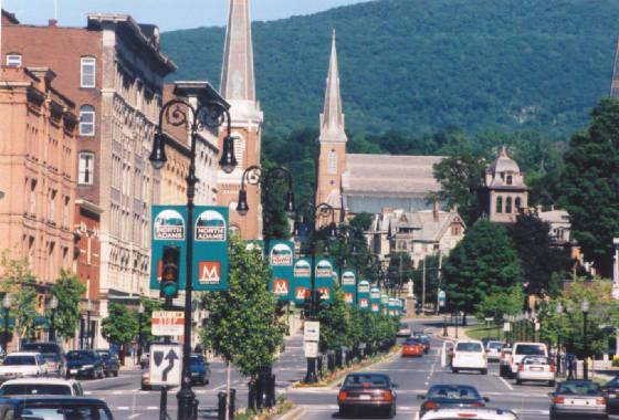 Main Street, North Adams (1999)