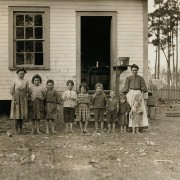 A desperate situation: Catherine Young family, of Tifton, Georgia. CLICK TO SEE FULL STORY.