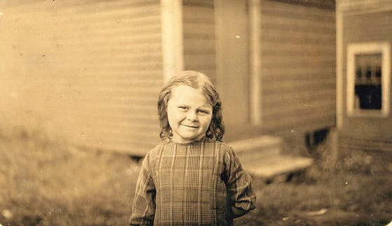 Elsie Shaw (2) 1911