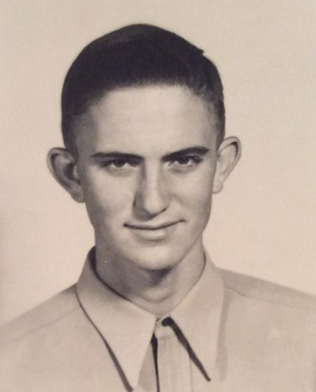 CharlesBrooksSonOfJewel1951-52HighSchool